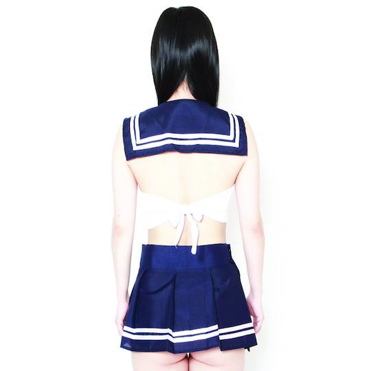 Ero Cosplay High School Sailor Uniform