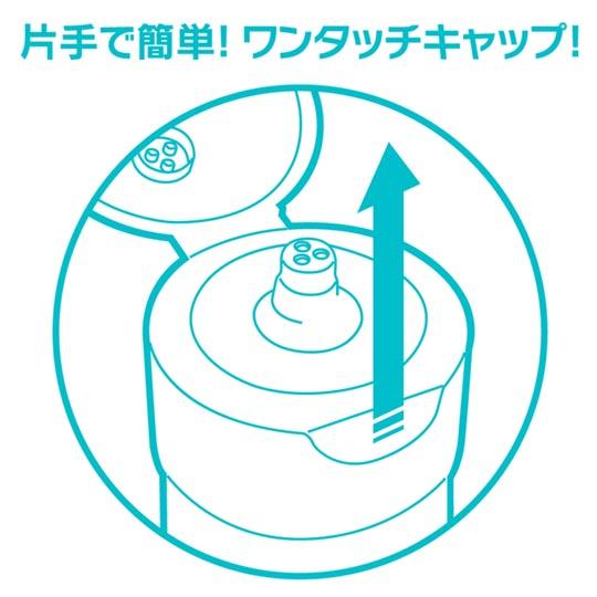 Excellent Lotion Plus No-Wash Ag+ Lubricant