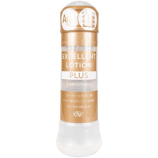 Excellent Lotion Plus Wet Collagen Lubricant (Large)