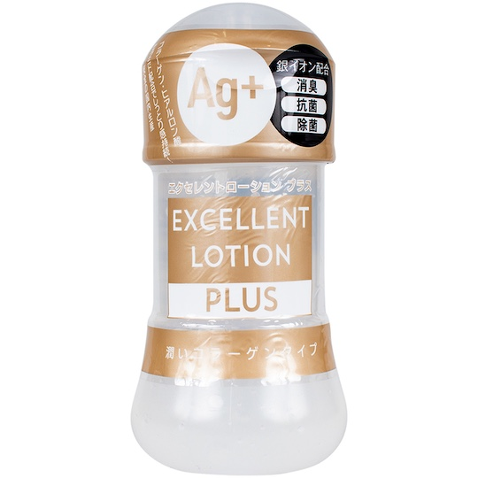Excellent Lotion Plus Wet Collagen Lubricant (Small)