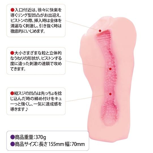 Nadeshiko Meiki Aoi Onahole