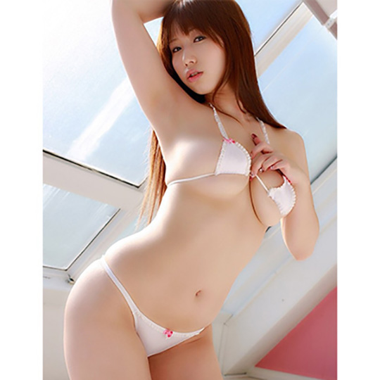 Miniature White Lingerie