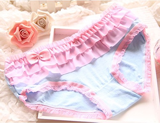 Rori Panties Underwear Costume Set