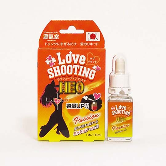 Love Shooting Neo Passion Drops