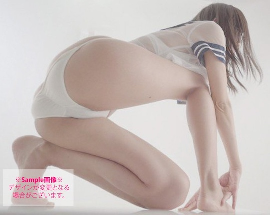 Specialized Panties Pose Collection Japanese Panchira Photo Book