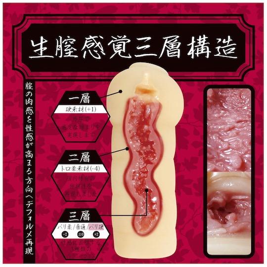 Yume Ichijiku Dream Pussy Medium Onahole