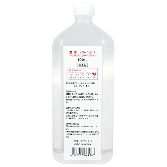 Thick Lubricant 500 ml