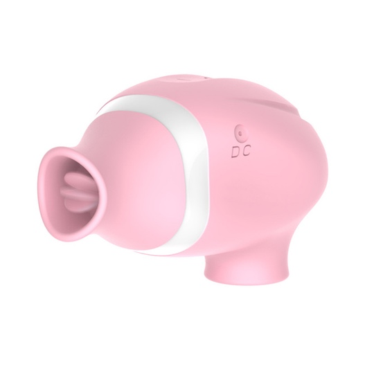 CatPunch Funky Chupa-Pero Rotor Lick and Suck Vibrator