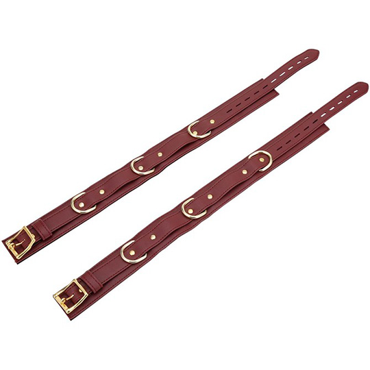 Magakore Crimson SM Collection 15 Thigh Belts