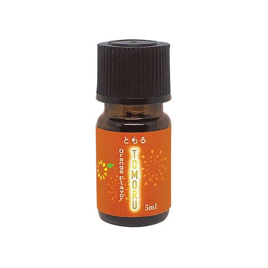 Tomoru Orange Flavor Massage Oil