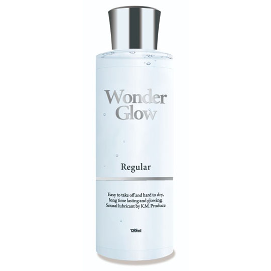 Wonder Glow Regular Lubricant 120 ml (4.1 fl oz)