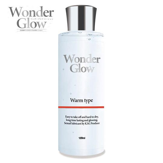 Wonder Glow Warm Lubricant