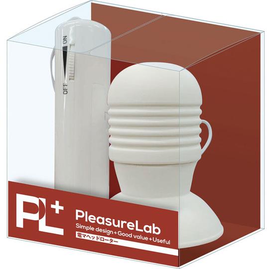プレジャーラボ PleasureLab 電マヘッドローター
