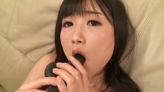 AV Angel Hibiki Otsuki Clone Masturbator