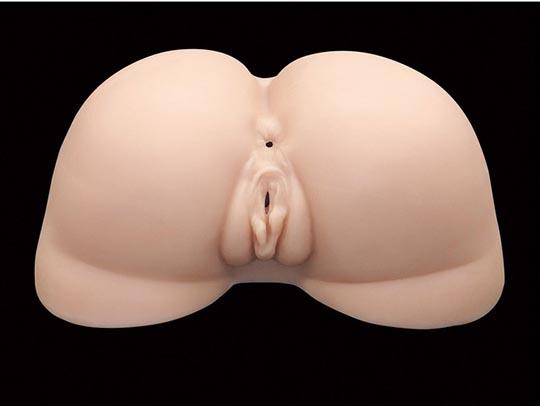 Chisato Shoda Jukujo Butt Replica Onahole