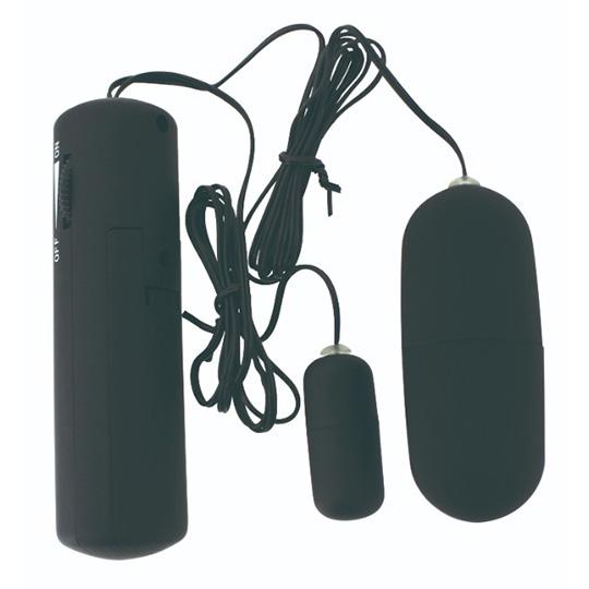Demon Orgasm Ikase Rotor V Double Vibrator