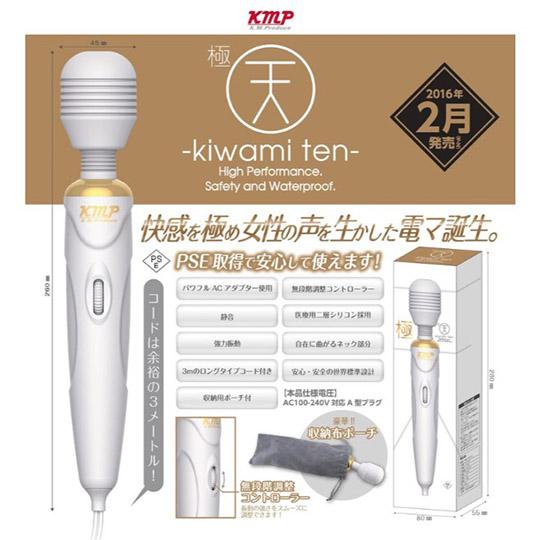 Kiwami Ten Denma Vibrator
