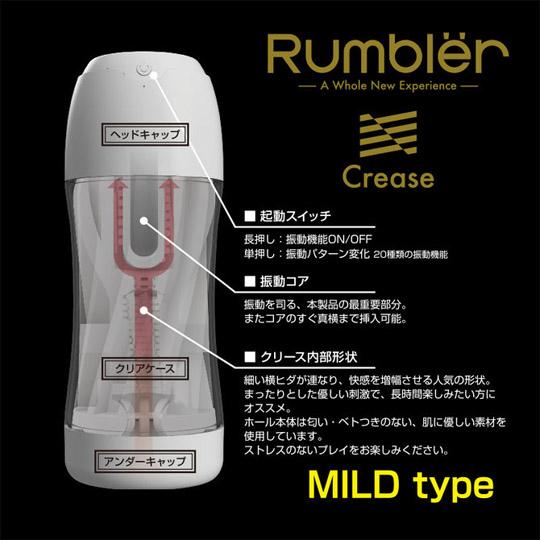 Rumbler Crease Onahole