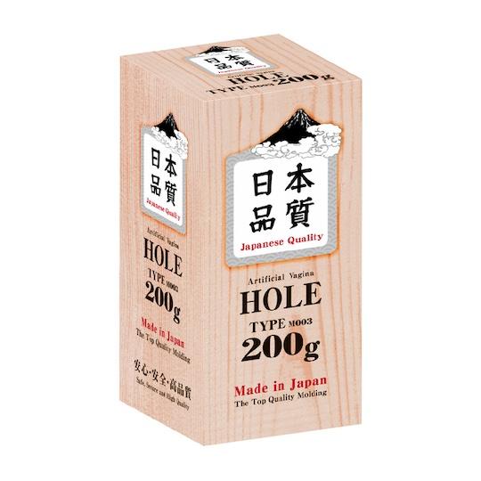 Japanese Quality Hole 200 g Onahole