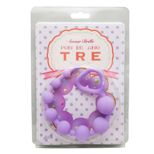 Amour Brille Pon De Ano Tre Blueberry