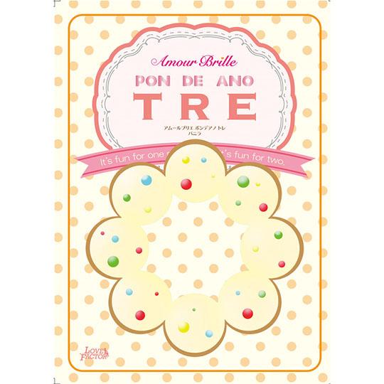 Amour Brille Pon De Ano Tre Vanilla