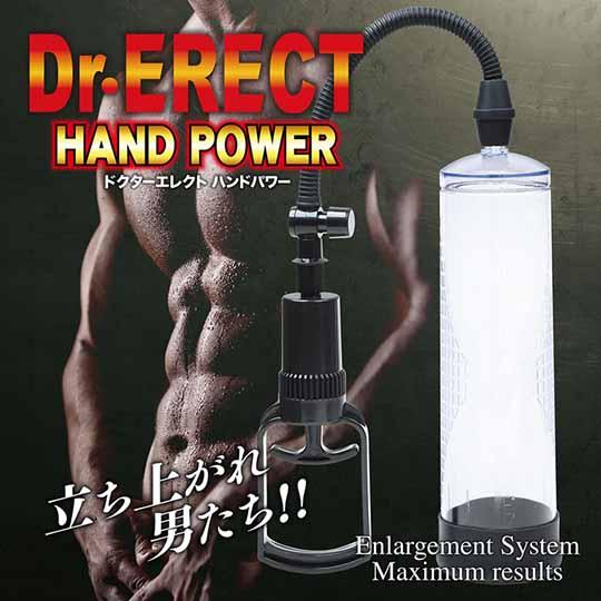 Dr. Erect Hand Power