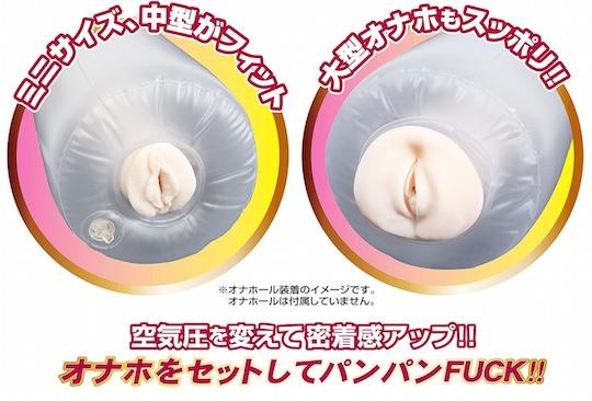 Magic Onahole Pillow Kaori