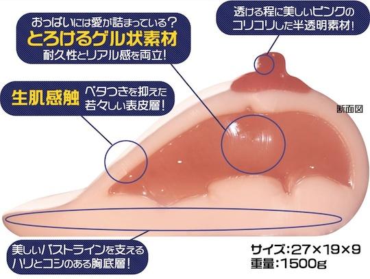 Ane Oppai Beautiful Tits 2.5D