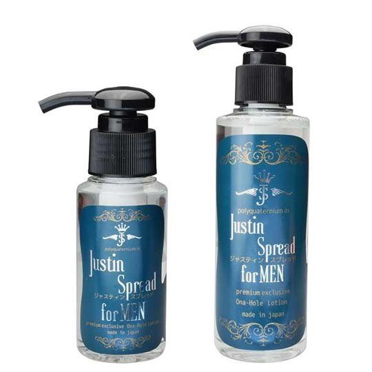 Justin Spread Onahole Lubricant for Men
