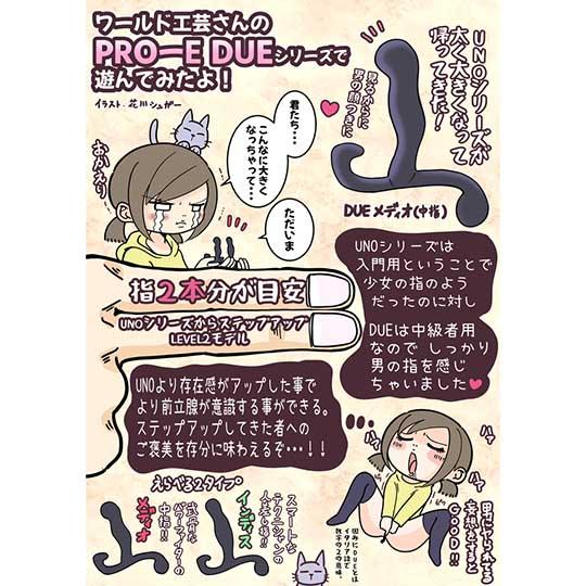 PRO-E Due Indice (プロイー デュエ インディス)