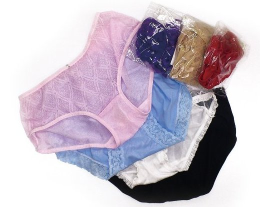 Enjoy Used Panties with Stain