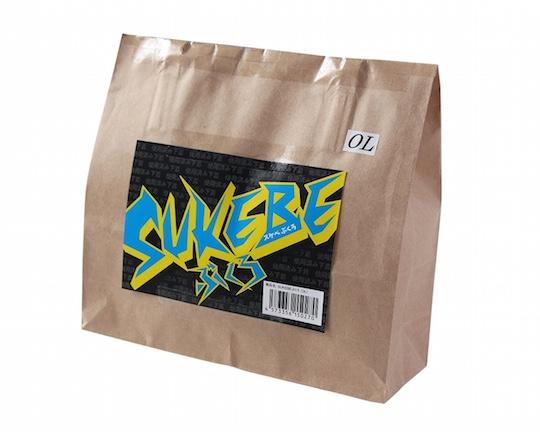 Sukebe Horny Bag of Office Lady Panties
