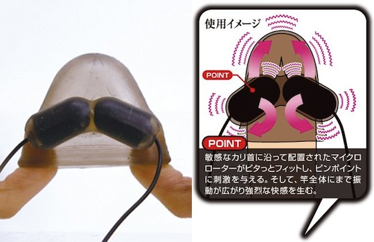 Black Lock KR Massager