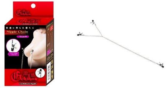 Gekikan Nipple Chain