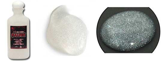 Galper Sparkle Lotion