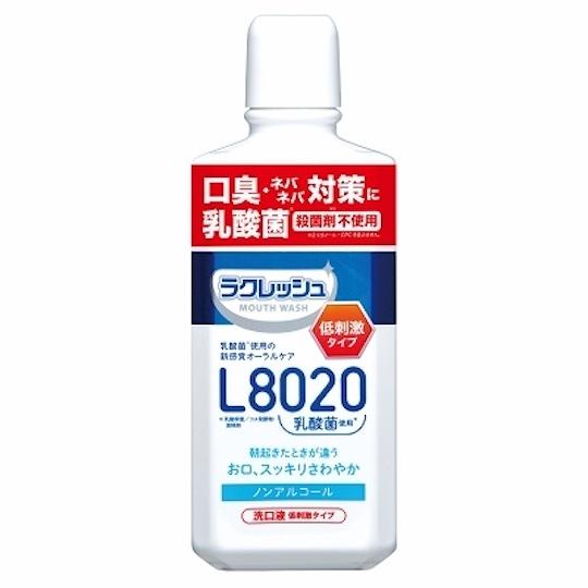 La Creche L8020 Bacteria Mild Mouthwash