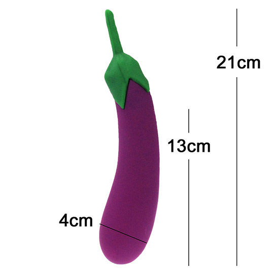 Ippon Manma Vegetable Dildo