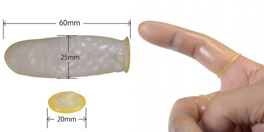 Finger Condoms