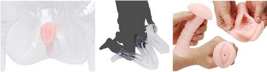 Acrobatic M Spread Legs