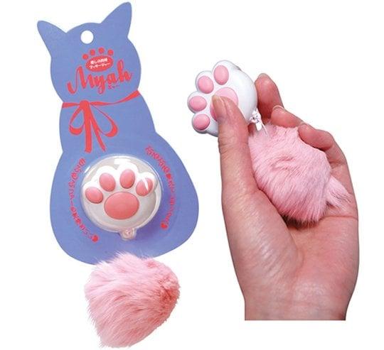 Cat Paw Myah Pussy Vibrator
