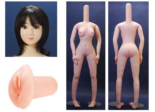Mirai G Body Love Doll Set by Dekunoboo