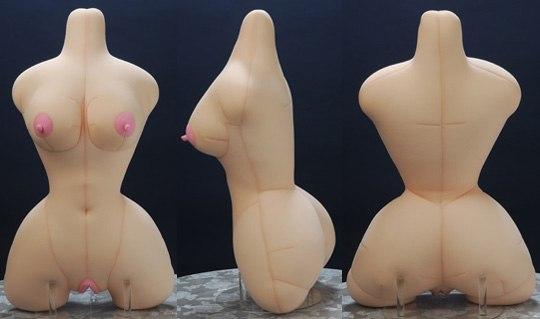 My Wife Type G Foam Doll by Dekunoboo