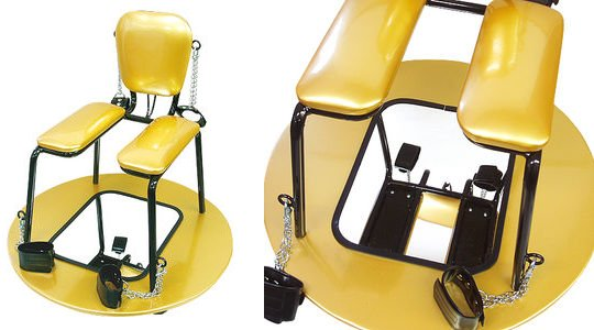 Ryojoku S&M Punishment Chair