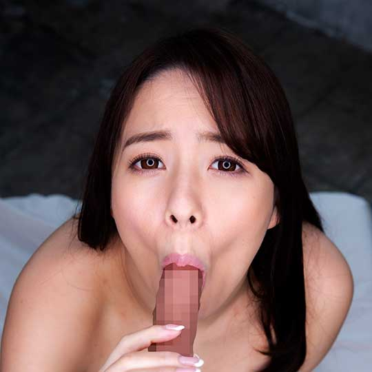 Geki-fera Tongue Technique Blowjob Natsuko Mishima Onahole