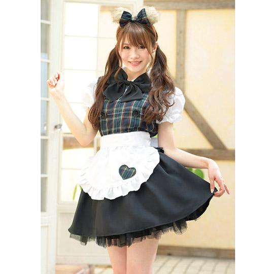 Minami Aizawas Favorite Costume Cookie Bear Maid