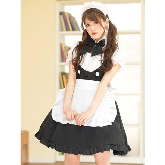 Minami Aizawas Favorite Costume Frilly Maid