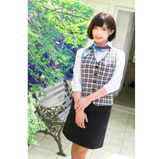 Nozomi Ishihara New Office Lady Meiki Onahole