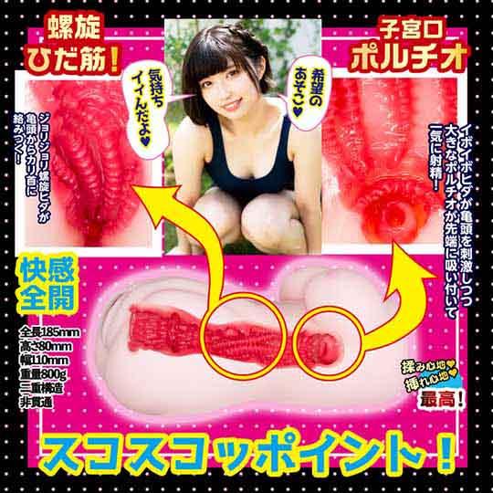 Pururun Kyonyu School Swimsuit Girl Nozomi Ishihara Onahole
