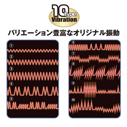 Super Kinchaku Kazura Unisex Vibrator