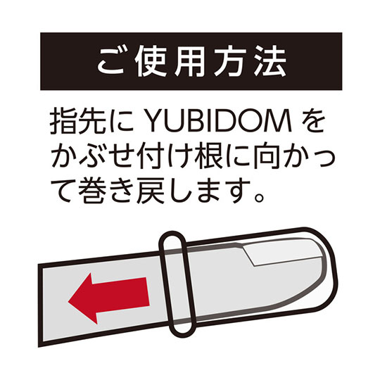 Yubidom Finger Condoms